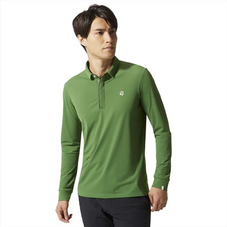 Tailored Stretch L/S Polo