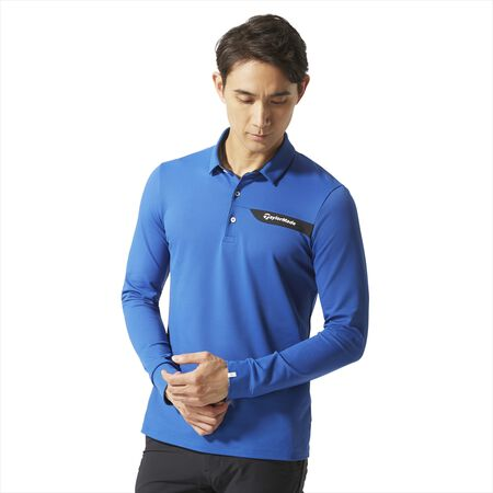 Tailored Pique L/S Polo
