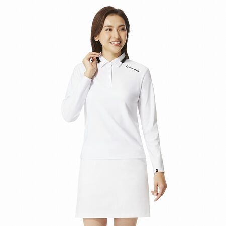 Women's Tailored L / S Polo