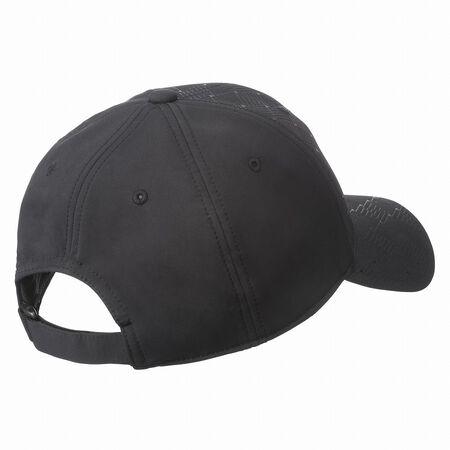 Embossed pattern cap