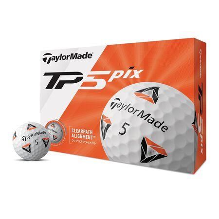 New TP5 Pix ball