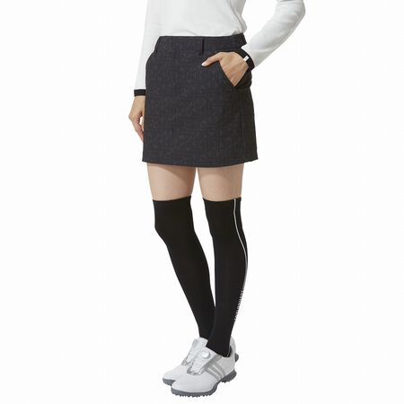Back Pleated Skort