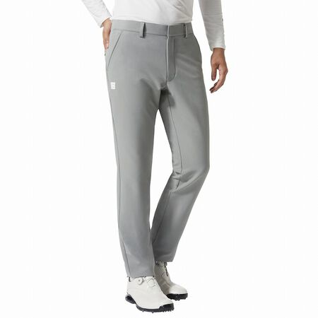 Stretch Brushed Tapered Pants