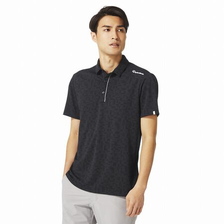 All Over Graphic S / S Polo