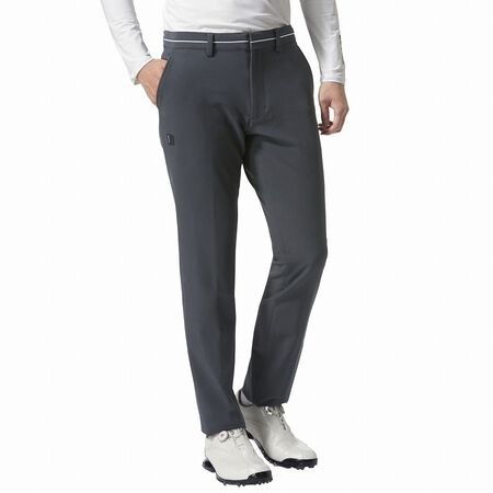 Solid Tapered Pants