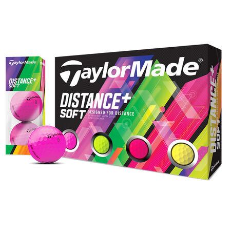 Distance+ soft multi color