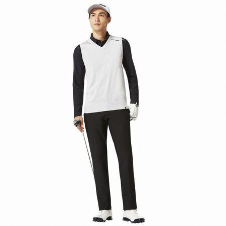 V-neck sweater vest