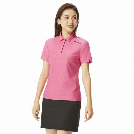 Women's Tailored S / S Polo