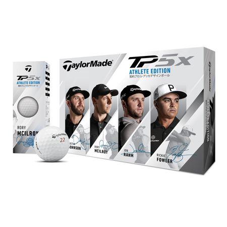 New TP5x アスリートエディション ボール