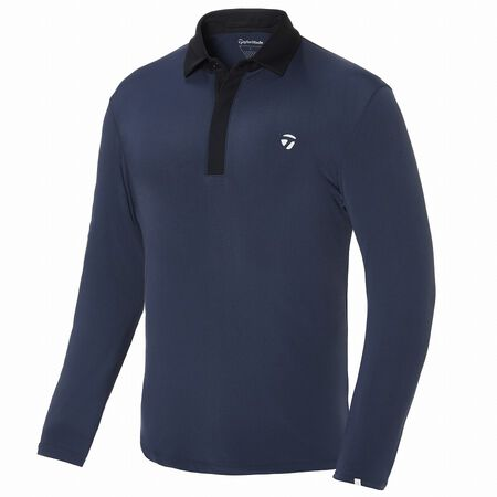 Brushed L/S Polo