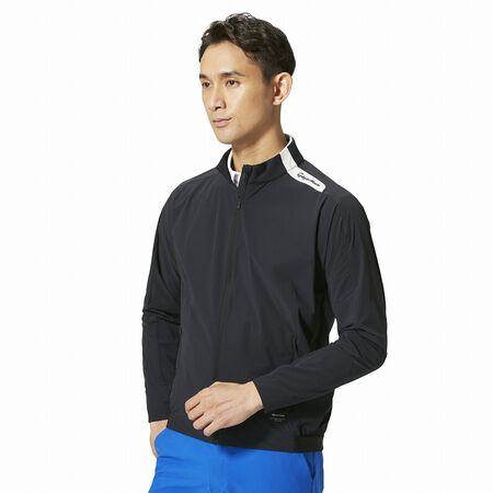 Basic windbreaker jacket