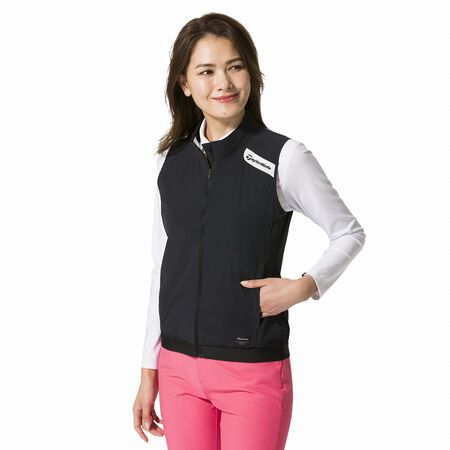 Women's Basic Windbreaker Vest