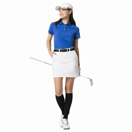 Women's Tailored Cool S / S Polo