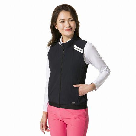 Women's Basic Windbreaker Vest