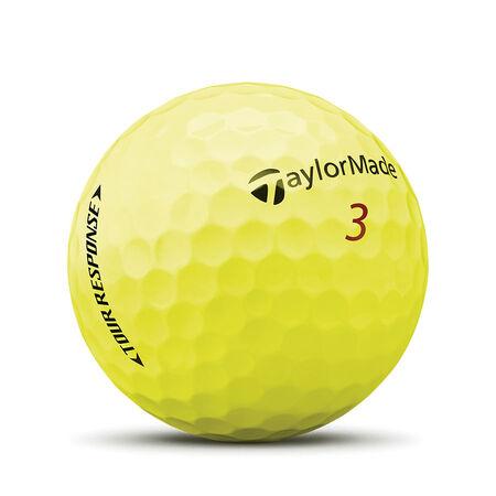 Tour Response Yellow Ball