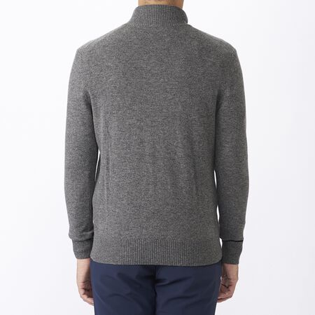 カシミアブレンド セーター