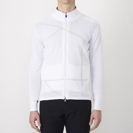 グラフィック・セーターFZジャケット
