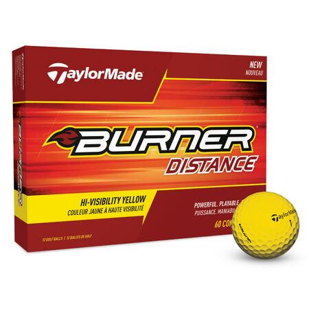 BURNER DISTANCE Yellow / バーナー ディスタンス イエローボール