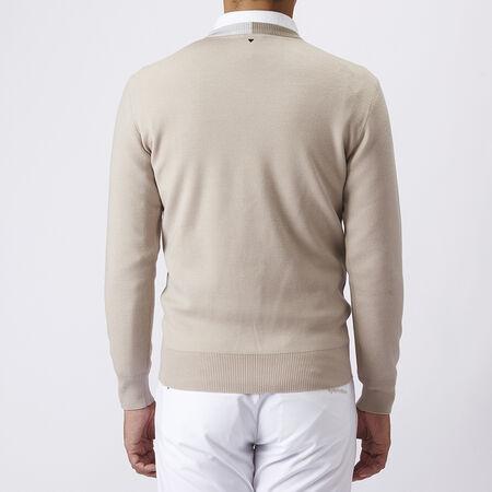 Vネック セーター