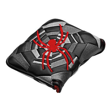 [限定アイテム] ブラック スパイダーパターカバー