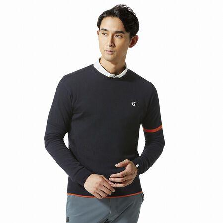 ホールガーメントクルーセーター