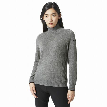 カシミヤブレンドセーター