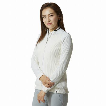 ラインドセータージャケット