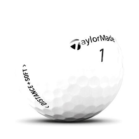 ディスタンス+ ソフト ボール