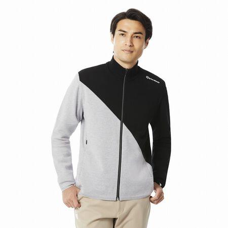ウールブレンドセータージャケット