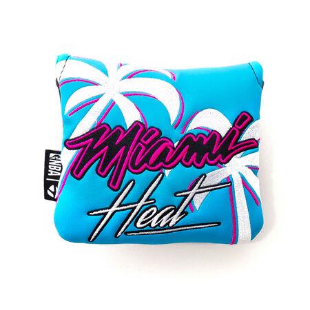 【限定品】Miami Heatスパイダーヘッドカバー