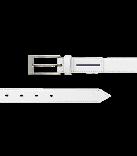 [KX628] U23471 ウィメンズ エンボスラインベルト 2色