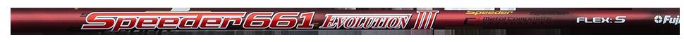 Speeder 661 EVOLUTION III